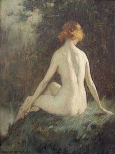 warren b davis nudes one objectivist's art object of the day
