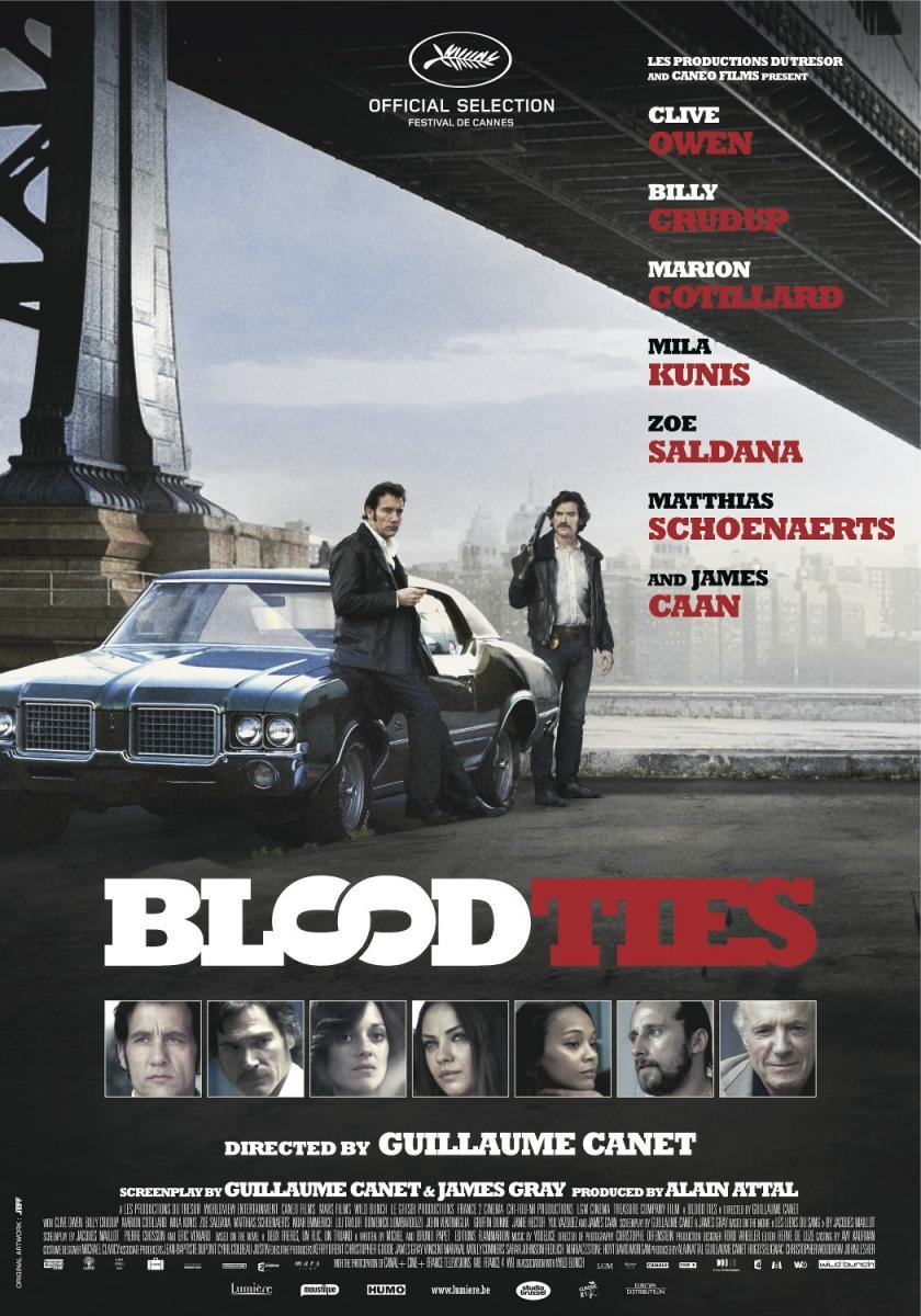 Blood Ties (Lazos De Familia) (2013)