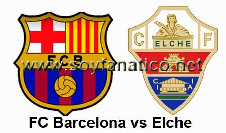 CopaDelRey, Barcelona, Elche, Endirecto