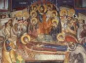 Ο Άγιος Μάξιμος ο Ομολογητής για την Κοίμηση της Θεοτόκου