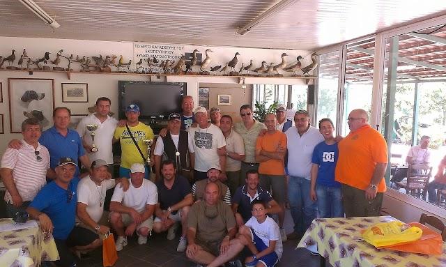 Ετήσιος Σκοπευτικός Αγώνας Κυνηγετικού Συλλόγου Κορωπίου.