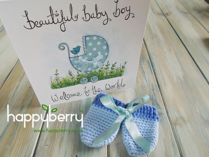Happy Berry Crochet How To Crochet Baby Scratch Mittens Yarn
