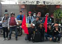 Hội từ thiện Vietnamsmile - nhật ký