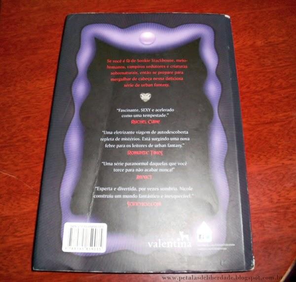Livro, Garota Tempestade, Nicole Peeler, editora Valentina, sinopse, resenha, trechos, comprar, contracapa