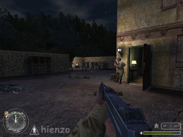 Call Of Duty 1 Game Free Download For PC | Hienzo.com
