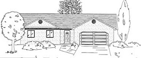 3 Bedroom 4 - Lot 8 Burris