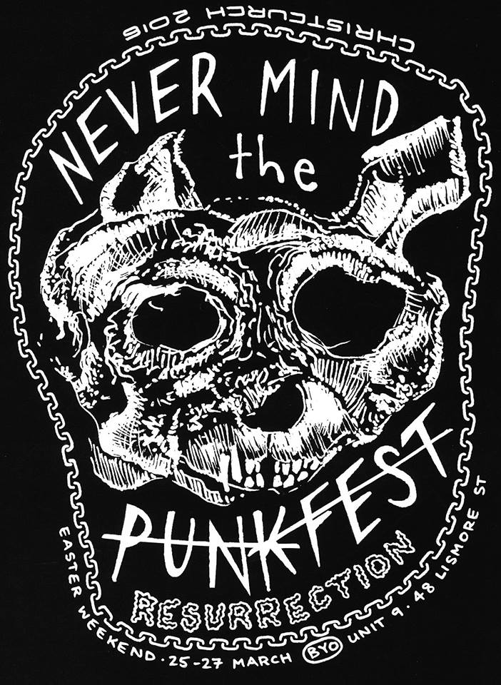 Punkfest Resurrection 2016