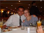 Sr.Roberto e Esposa Microlins Freg.Ó