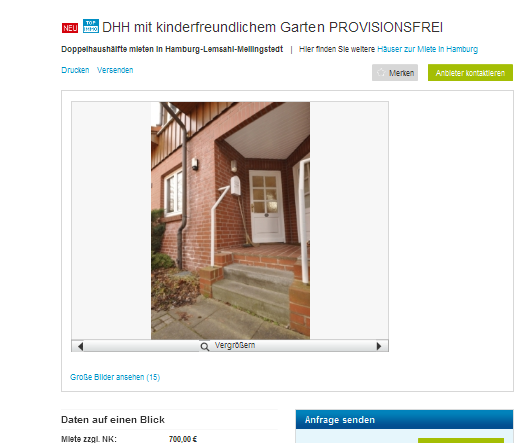 Wohnungsbetrug.blogspot.com: Vorkassebetrüger Alias