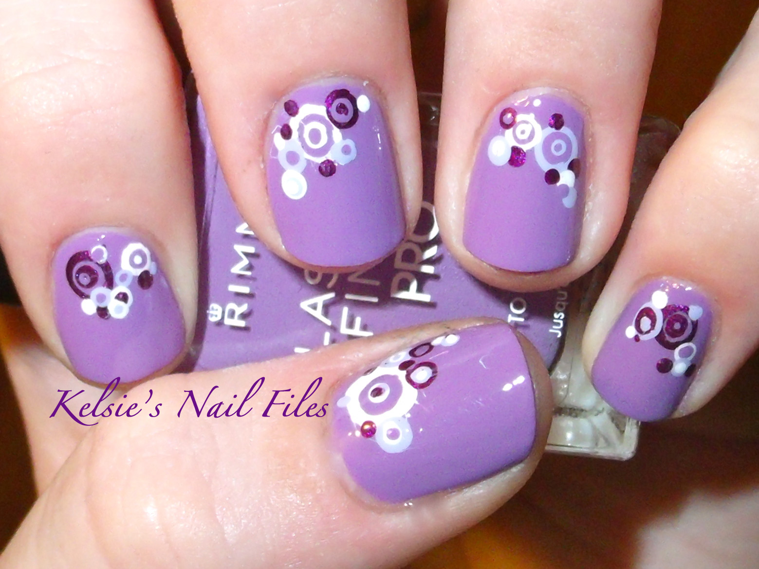 Cute Nail Designs With Dotting Tool Www Topsimages Com