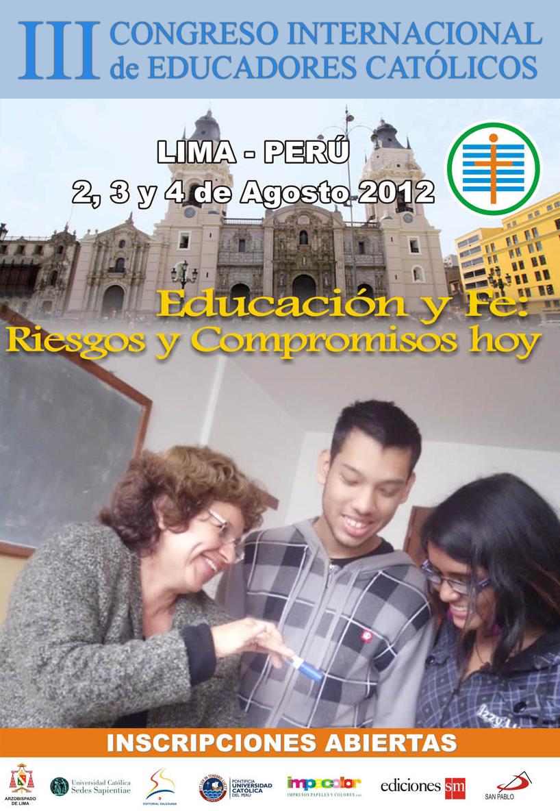 Iii congreso internacional de educadores cat licos for Oficina internacional de origen correos