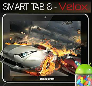Karbonn Smart Tab 8 Velox Price in India photo