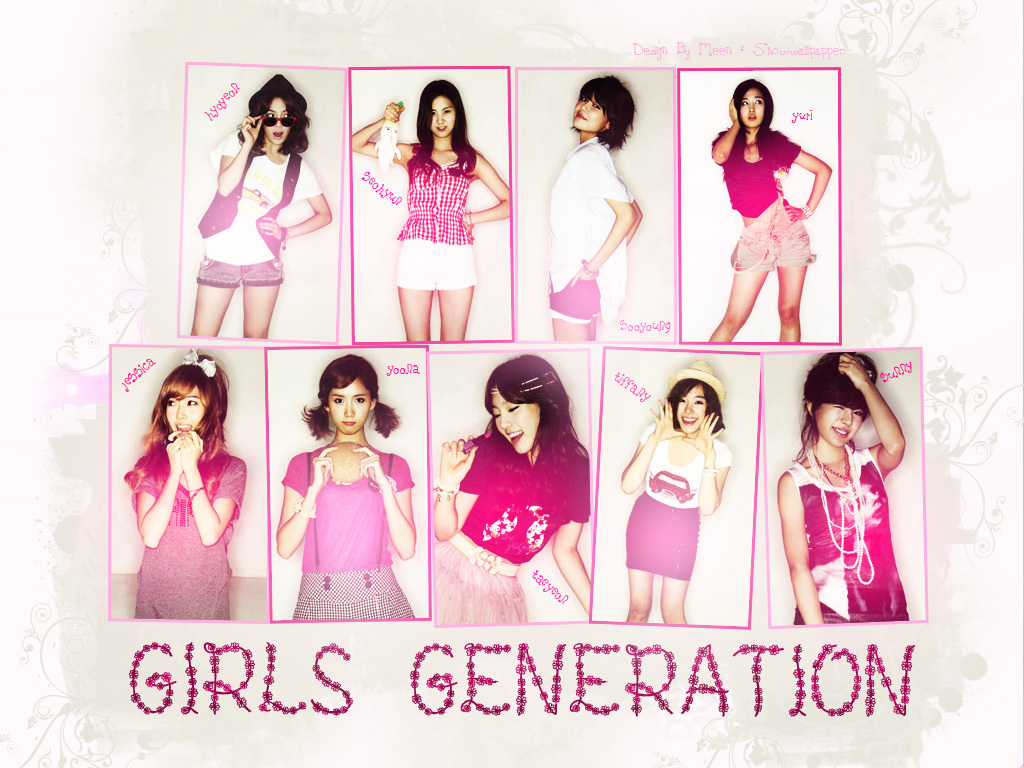 Girls Generation 3
