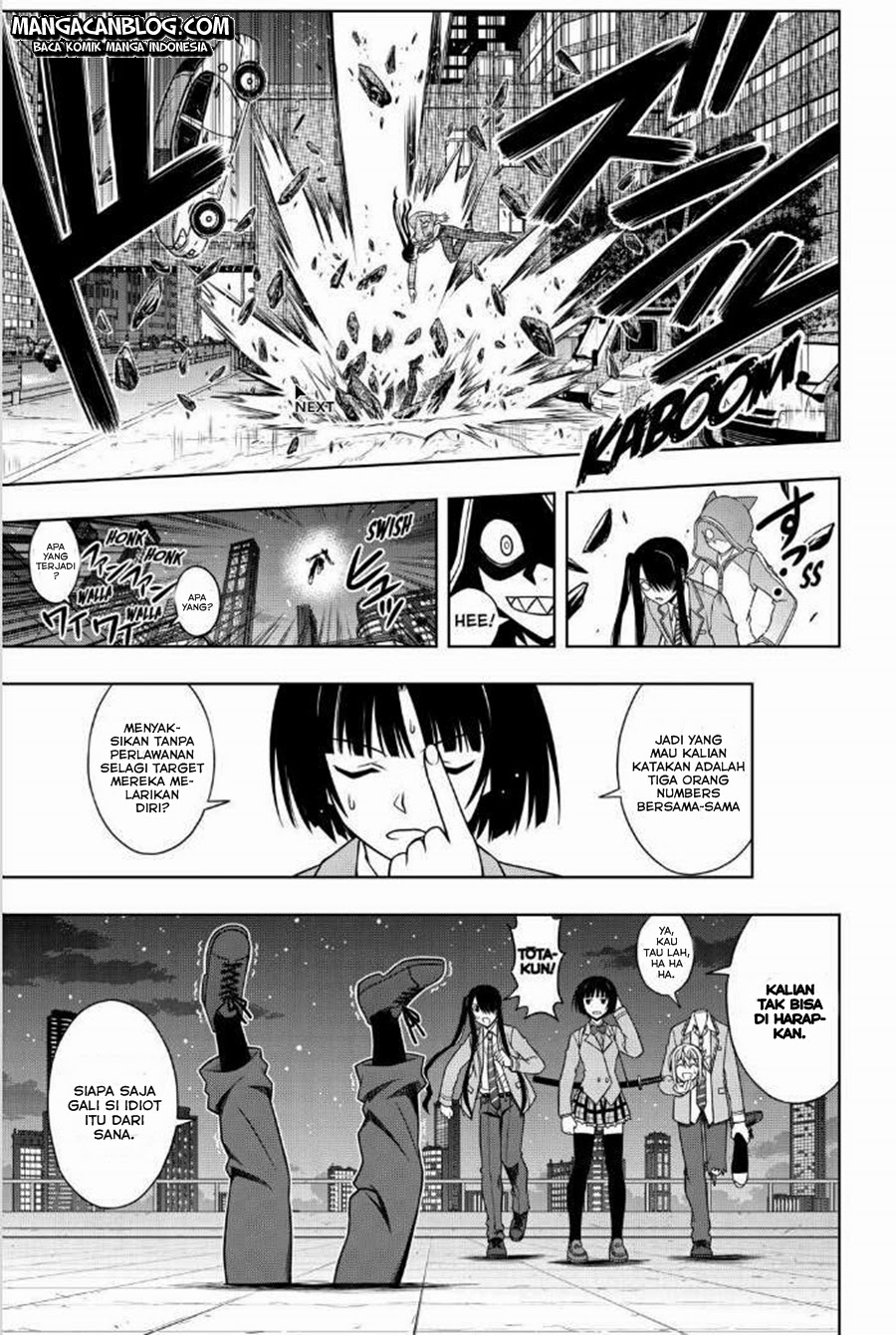 Komik uq holder 047 - psion vs immortal 48 Indonesia uq holder 047 - psion vs immortal Terbaru 11|Baca Manga Komik Indonesia