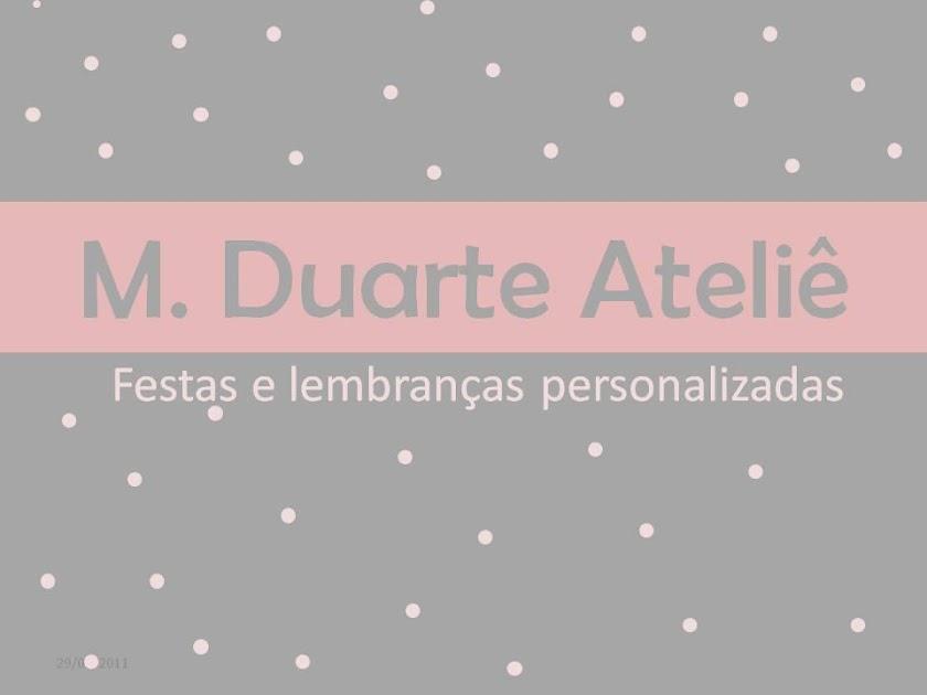 M. Duarte Ateliê