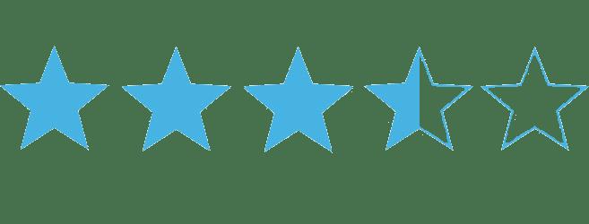 Rating: 3.5 Stars