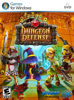 Dungeon Defenders PC Cover