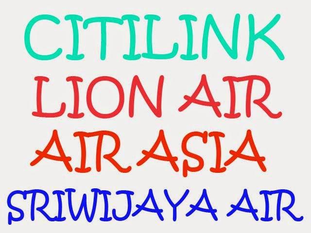 Harga Tiket Pesawat Jakarta (CGK) Denpasar (DPS) 3 Oktober 2014