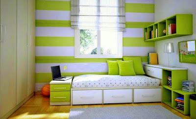 cara menghias kediaman ruang kecil