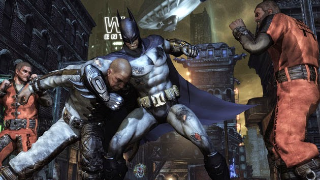Batman Arkham City Game Full Download
