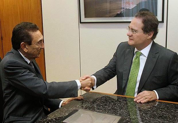 Lobão e Renan