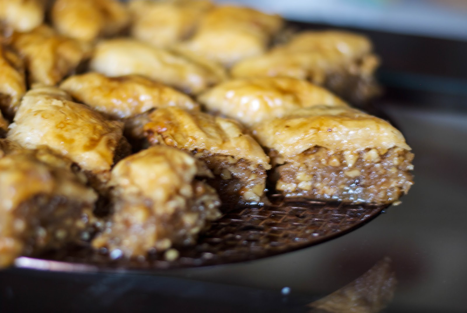Carrie's Experimental Kitchen: Baklava