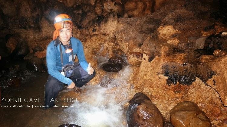 in pictures kofnit cave in lake sebu i love south cotabato