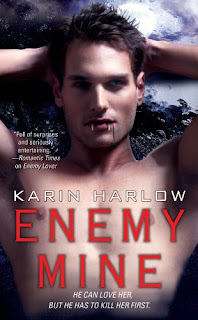 ARC Review: Enemy Mine by Karin Harlow
