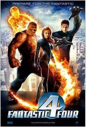 Wallpaper film Fantastic Four (2005)