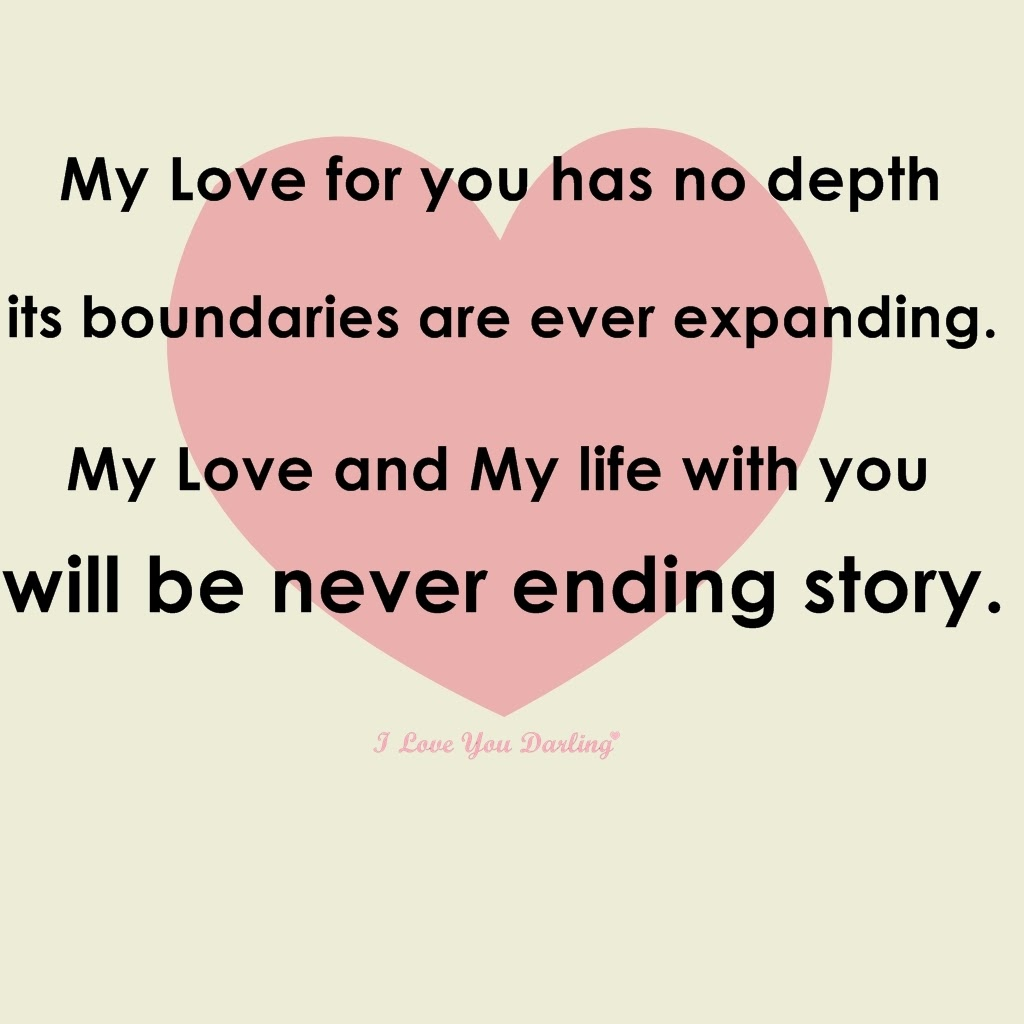 Darling I Love You Quotes. QuotesGram