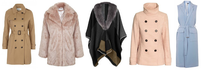 Inspire Magazine Online - UK Fashion, Beauty & Lifestyle blog | Five of the best...High Street Coats This Winter; Inspire Magazine; Inspire Magazine Online; Winter Coats; Peacocks; Miss Selfridge; New Look; H&M; Topshop