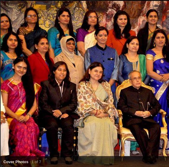 गौरान्वित पल  राष्ट्रपति भवन, दिल्ली