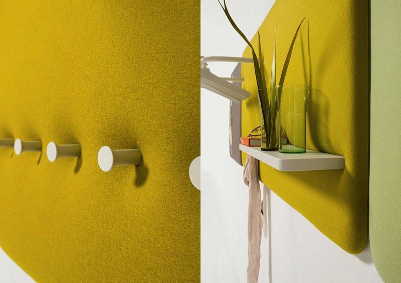 paneles de pared de Robert Bronwasser