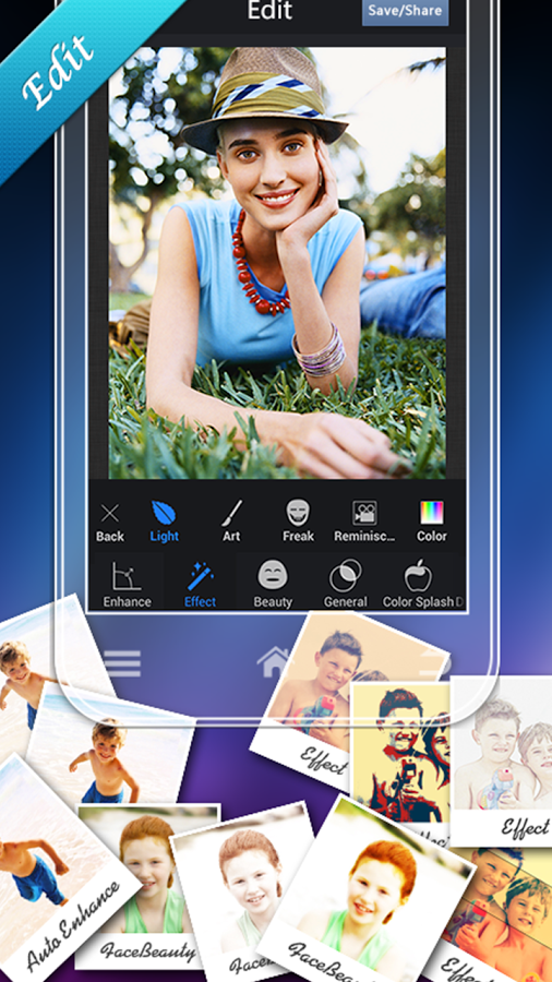 Wondershare PowerCam Android Apk resimi 2