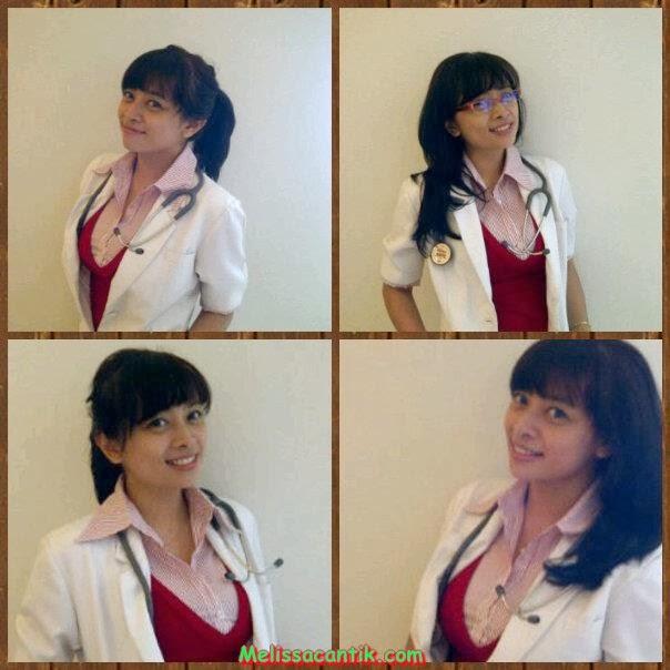 Galeri Foto Dokter Muda Cantik Seksi Indonesia Terbaru 2014: