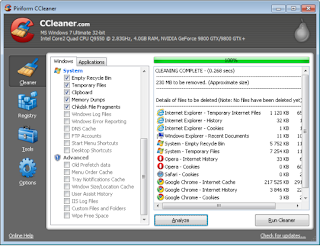 SS CCleaner