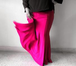 Pre-Order: Panel Skirt RM60 only