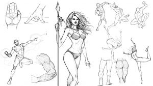 My Figure Drawing Course on Udemy