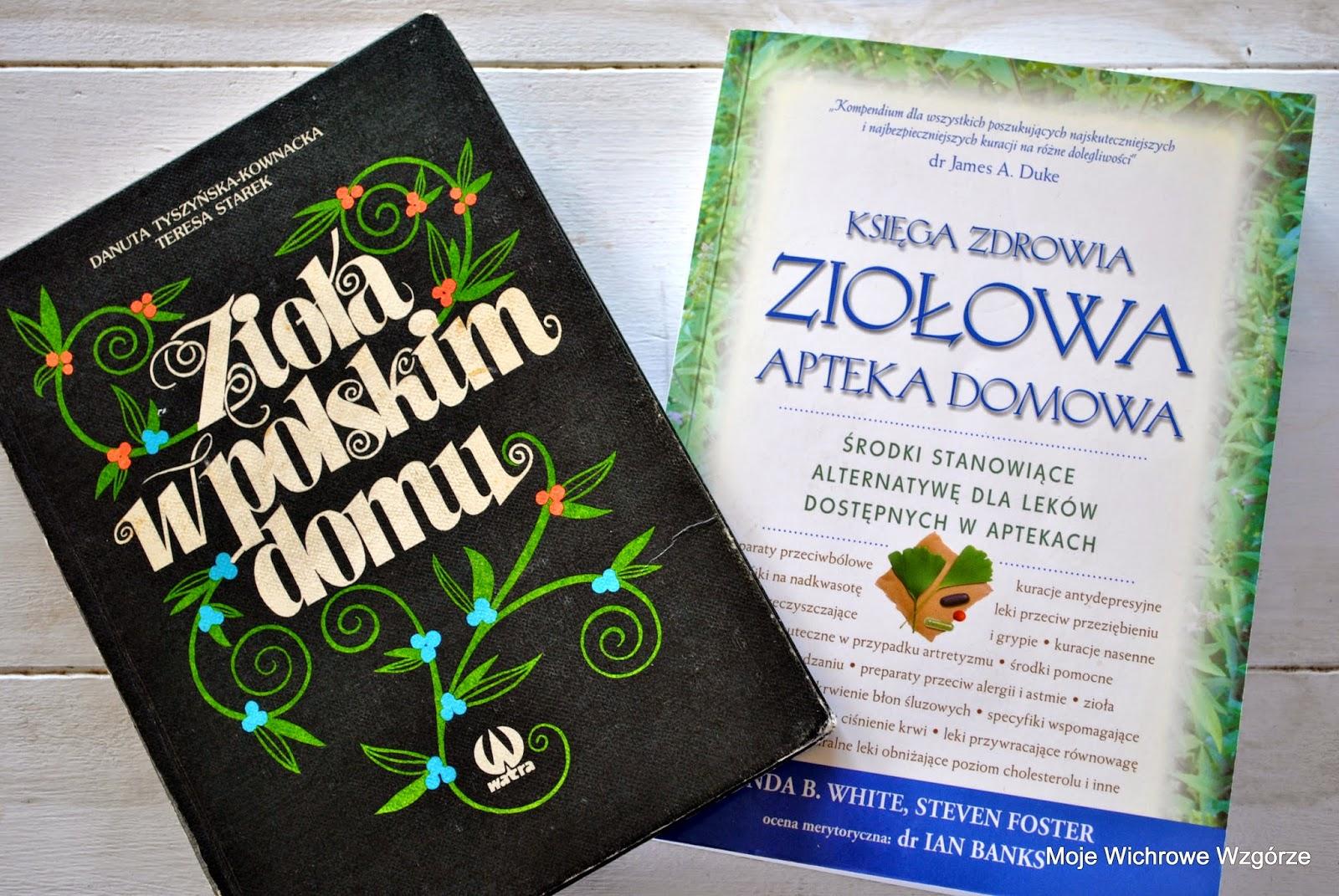 Pierwszą książkę odziedziczyłam po babci. Zawiera fajne informacje o tym jak dawniej traktowano rośliny w wierzeniach ludowych. Świetnie się czyta. Drugą kupiłam kilka lat temu. Stanowi kompendium wiedzy o ziołach i lekach syntetycznych.