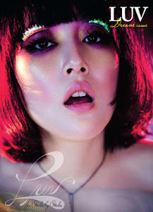 LUV vol.2 'DREAM' issue · RINKO