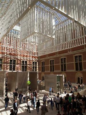Atrio del Rijksmuseum