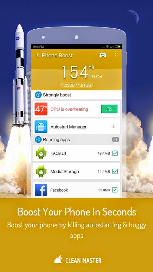 Mania apk download clean master otimizador apk - Clean master optimizer apk ...