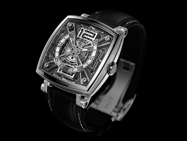 MCT Sequential One - S110 Watch silver