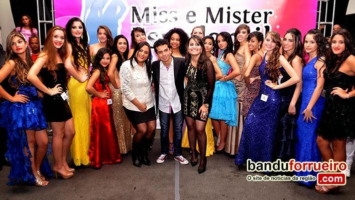 Inscrições para 2º Miss e Mister Estudantil tem início em Ferraz
