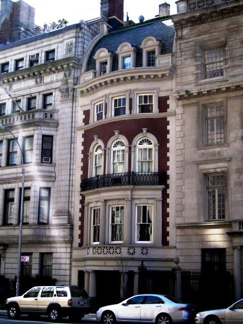 Daytonian In Manhattan The 1900 Frederick Gebhard Mansion