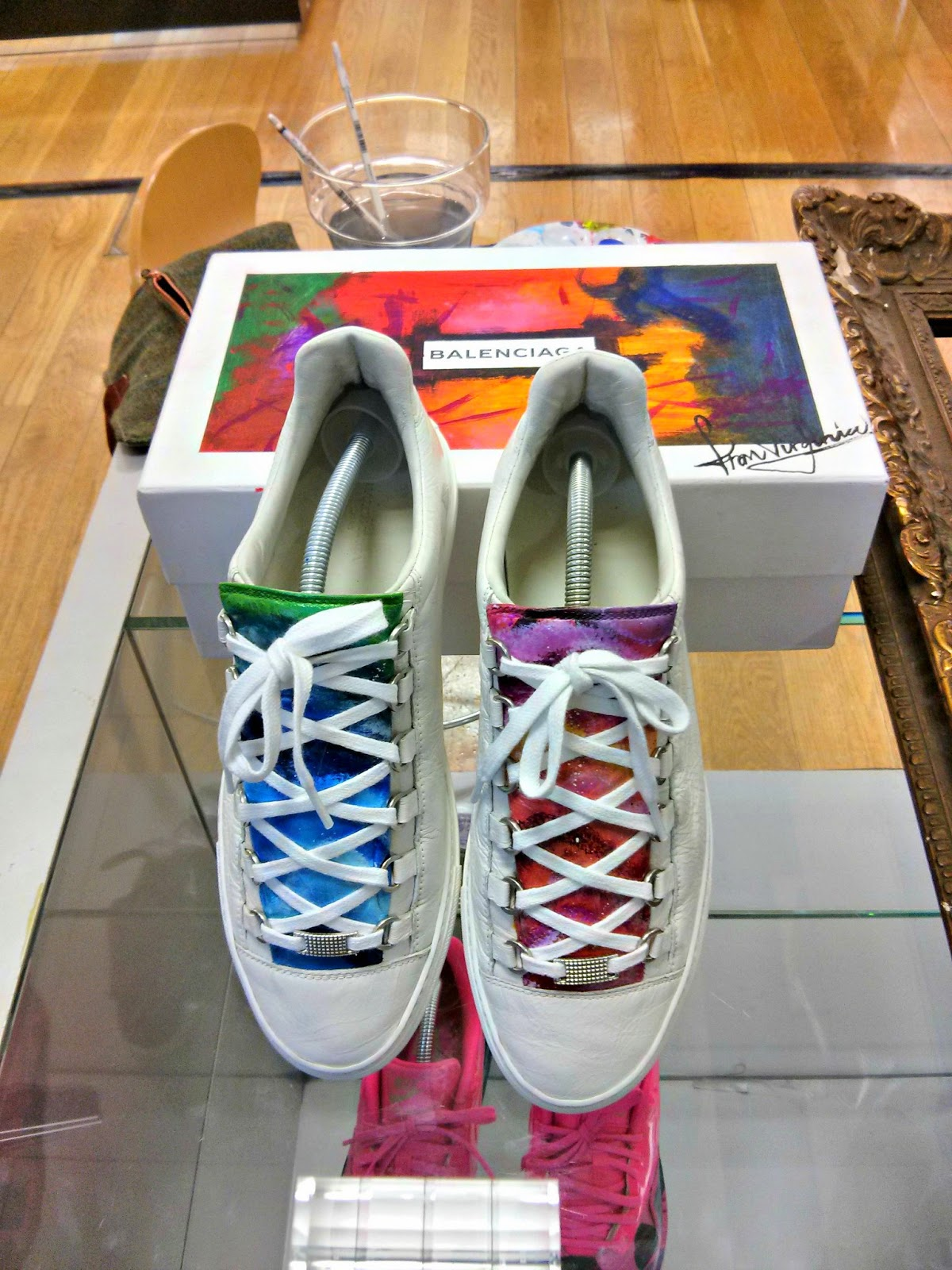 Balenciaga Sneakers Fashion
