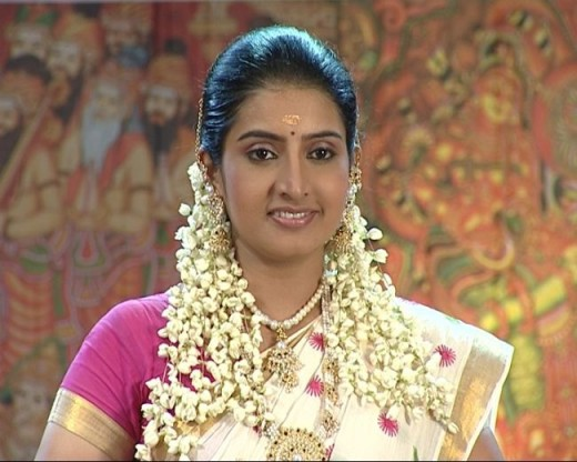 Harichandanam Serial Actress Pictures