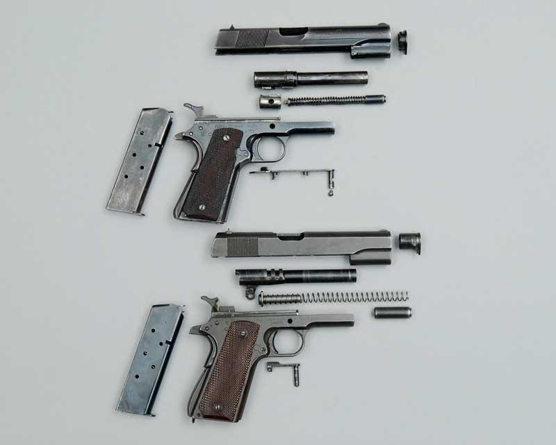 Pistola Obregón cal. 45 ACP | Armas de Fuego
