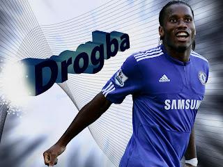 Didier Drogba Chelsea Wallpaper 2011 9
