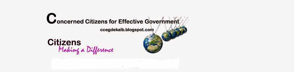 Concerned Citizens for Effective Government
